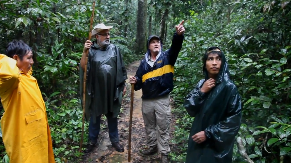 Get Out and Think Wrong in the Peruvian Amazon