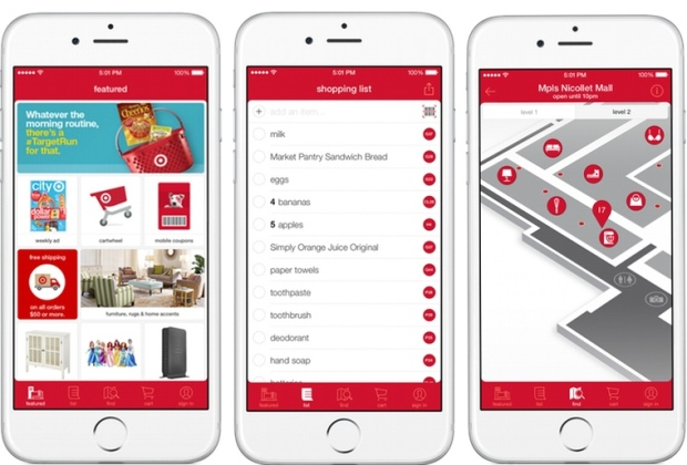 TARGET TOYS R US OFFER MOBILE INSTORE MAPS FOR EASY WAYFINDING - Map to toys r us