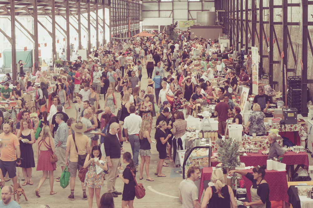FILM/ EVELEIGH MARKETS
