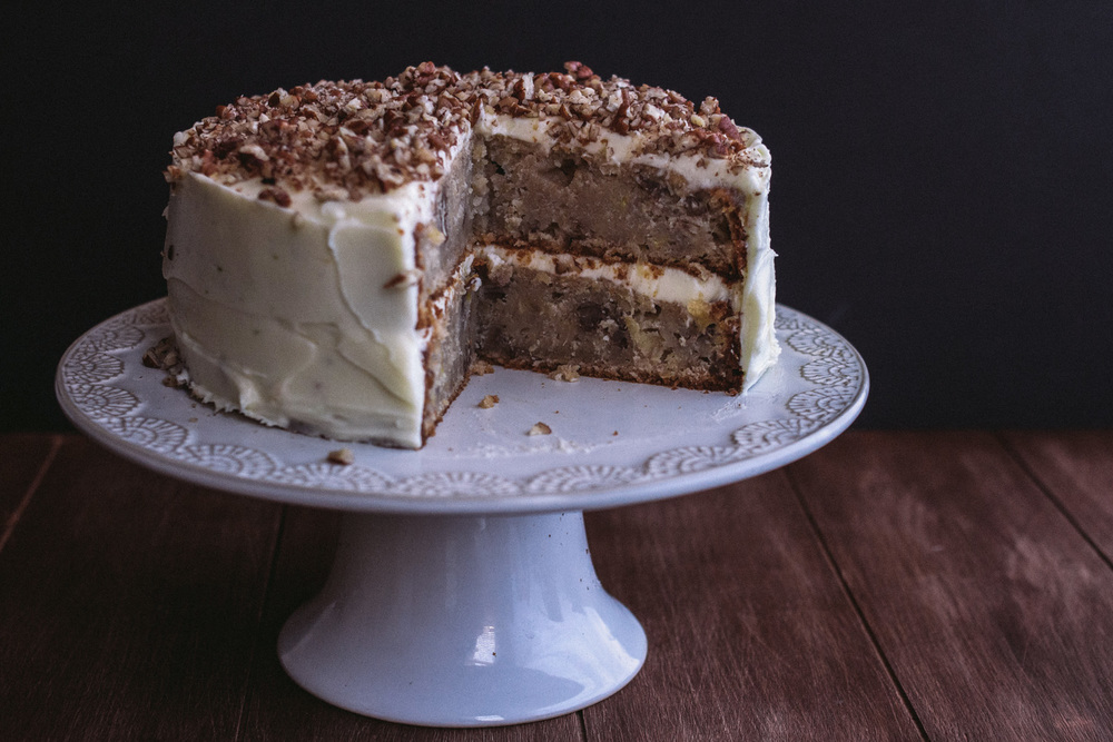 PLATE/ CELEBRATING THE EVERYDAY WITH THE HUMMINGBIRD CAKE  We live in a culture that associates a cake with birthdays, milestones or anniversaries. But do we need a reason or an occasion to eat cake? Life itself should be a celebration every day.