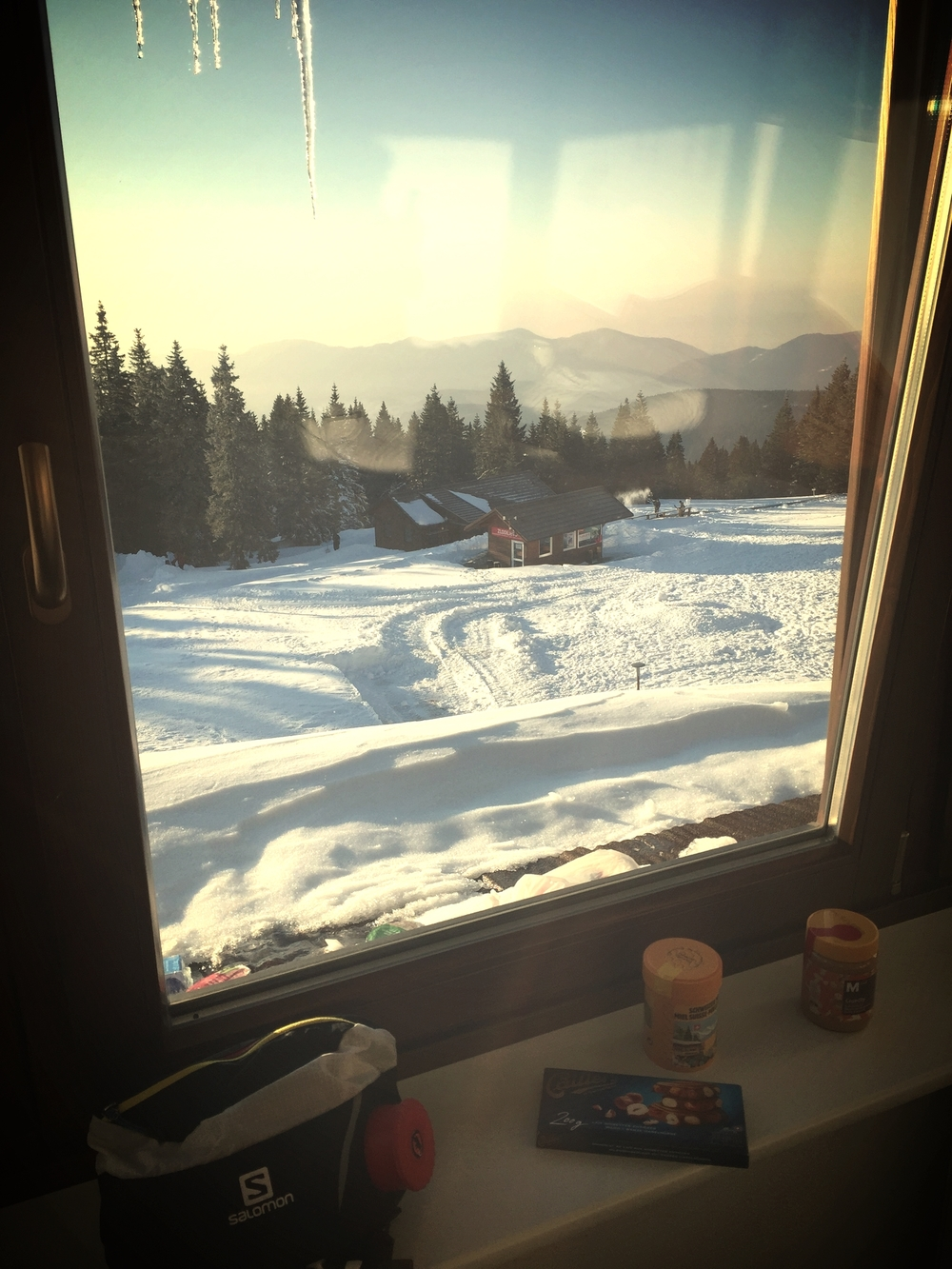 Room with a view in Rogla