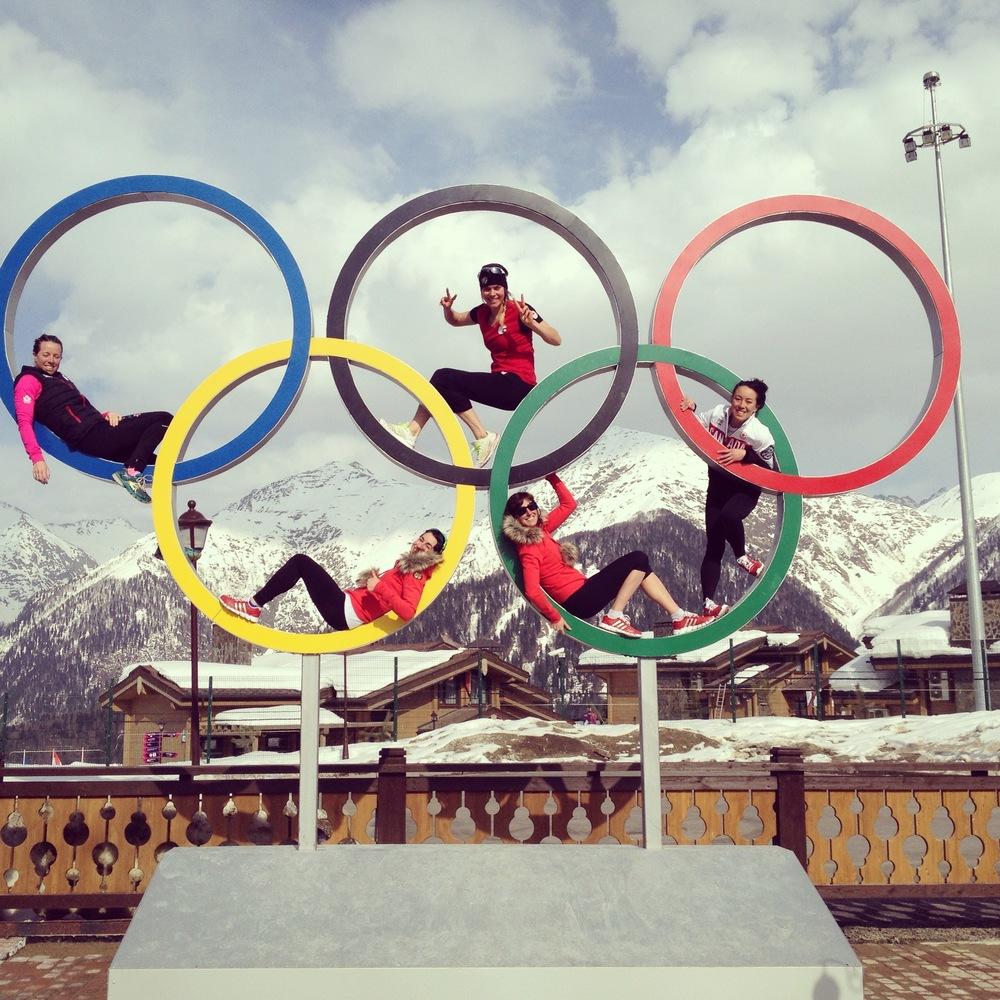 Sochi Rings