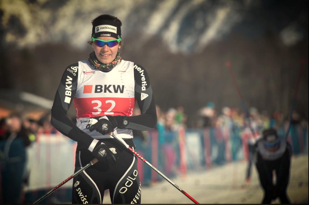 My first win as a Swiss athlete!05.12.2015, Ulrichen, Obergoms, Switzerland (SUI), BKW - Serie Swiss Cup, Fotos:  www.nordic-online.ch  , ©Urs Steger