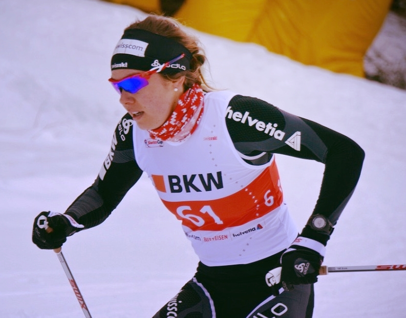 Classic sprinting in COC series in Campra, SUI - photo: nordic-online.ch