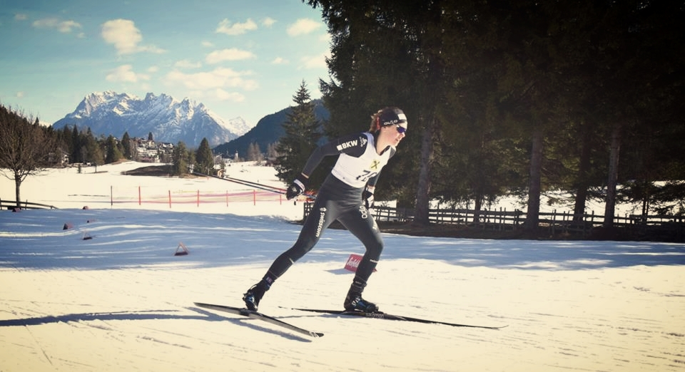 22nd Place in the 2.5km Prologue, COC in Seefeld, Austria