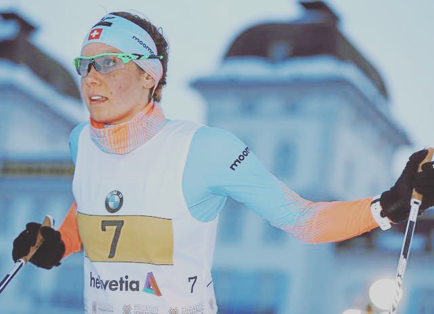 6th Place, St. Moritz Night Sprint