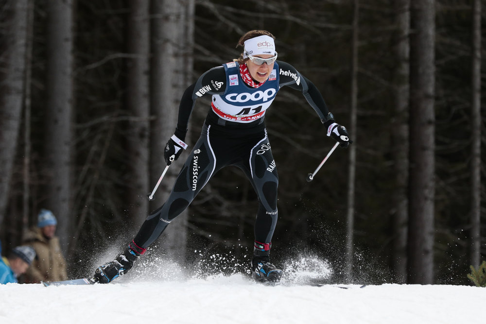 World Cup Toblach 2015 Photo: NordicFocus Photo Agency