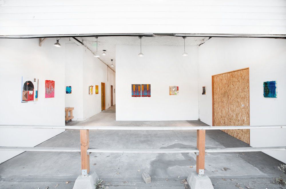 Installation Shot of Plank Gallery (photo by Rafael Soldi)