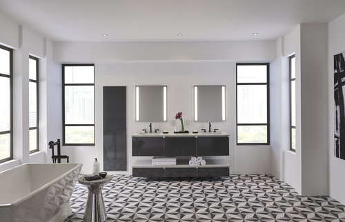 Robern promotional bathroom