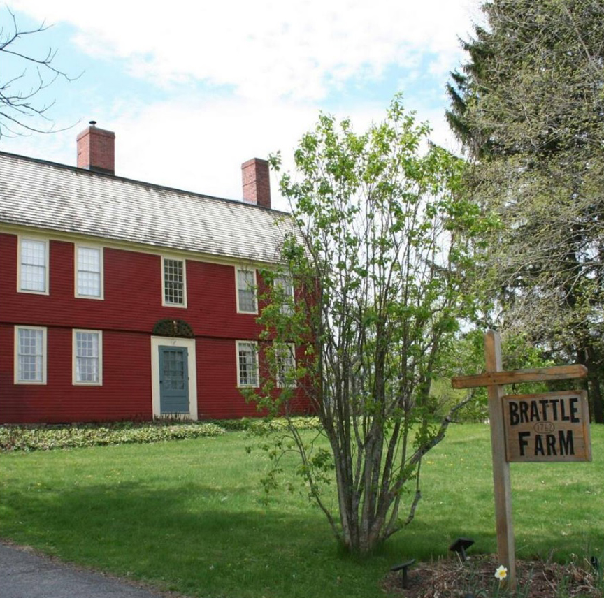 BRATTLE FARM TODAY
