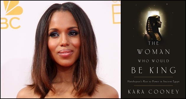 Kerry Washington/Photo © Helga Esteb/Shutterstock