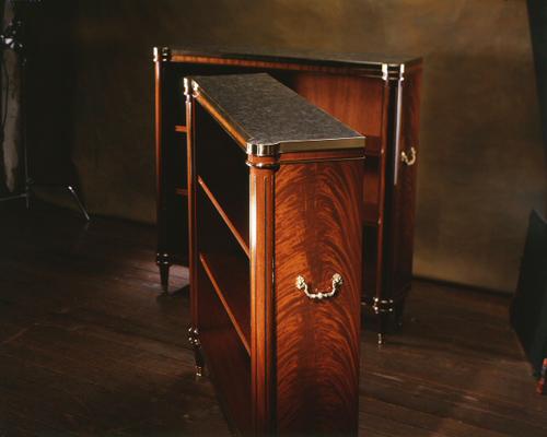 antique bookshelves woodleaf studios - Antique Bookshelves