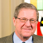 THE HONOURABLE LLOYD AXWORTHY  Chancellor, St. Paul's University College, University of Waterloo  @lloydaxworthy