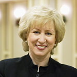 THE RIGHT HONOURABLE KIM CAMPBELL  First Female Prime Minister of Canada (1993)   @AKimCampbell