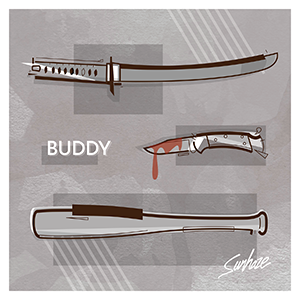 BUDDY (SINGLE)