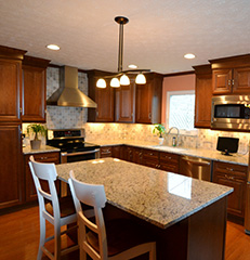 A Natural Feeling   Dublin, Ohio, Kitchen Remodel