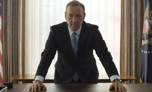 Image credit: House of Cards/Netflix