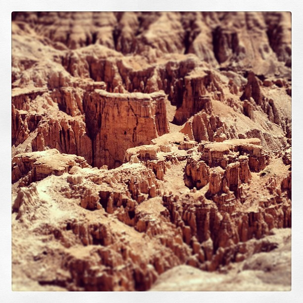#Cathedral#Canyon. Beautiful. Majestic. Stinking Hot!!!!