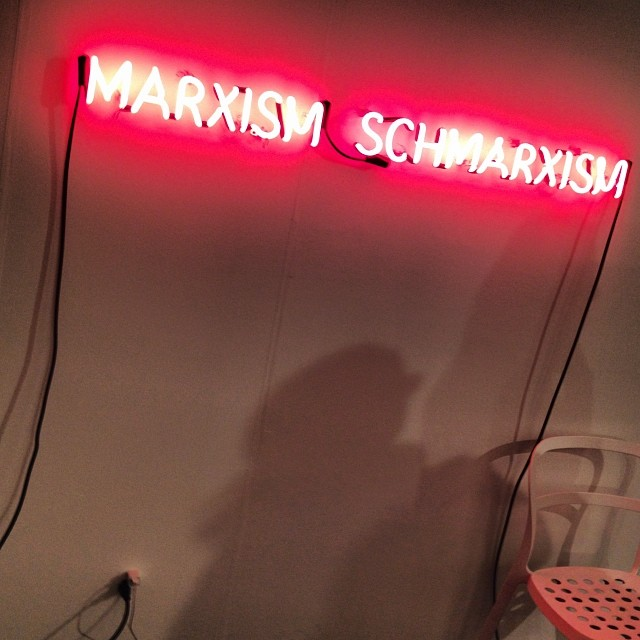 #marxism#neon#sarcastic#signup#wallart#miami #givemesum#dattuphoto