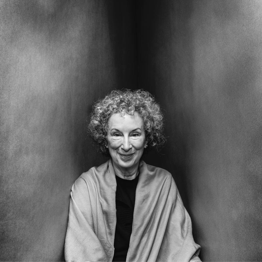 Margaret Atwood for Macleans Magazine