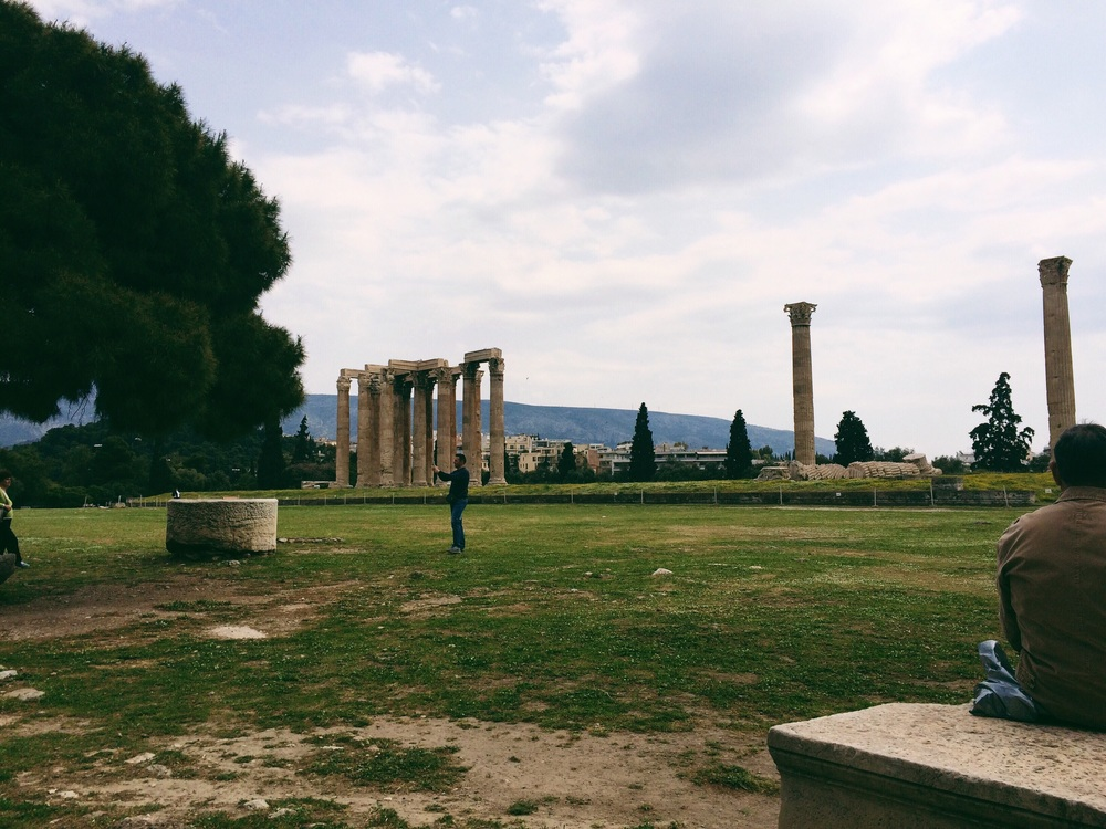 Temple of Zeus.