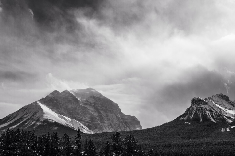 """St Somewhere"" Banff National Park Canon 7d 35mm 1.4L I have traveled to many places in this world. I will continue to travel and explore for the rest of my life. This earth is a place that we continue to neglect. We need to fight to protect our mother and preserve her natural beauty. And not just in photographs."