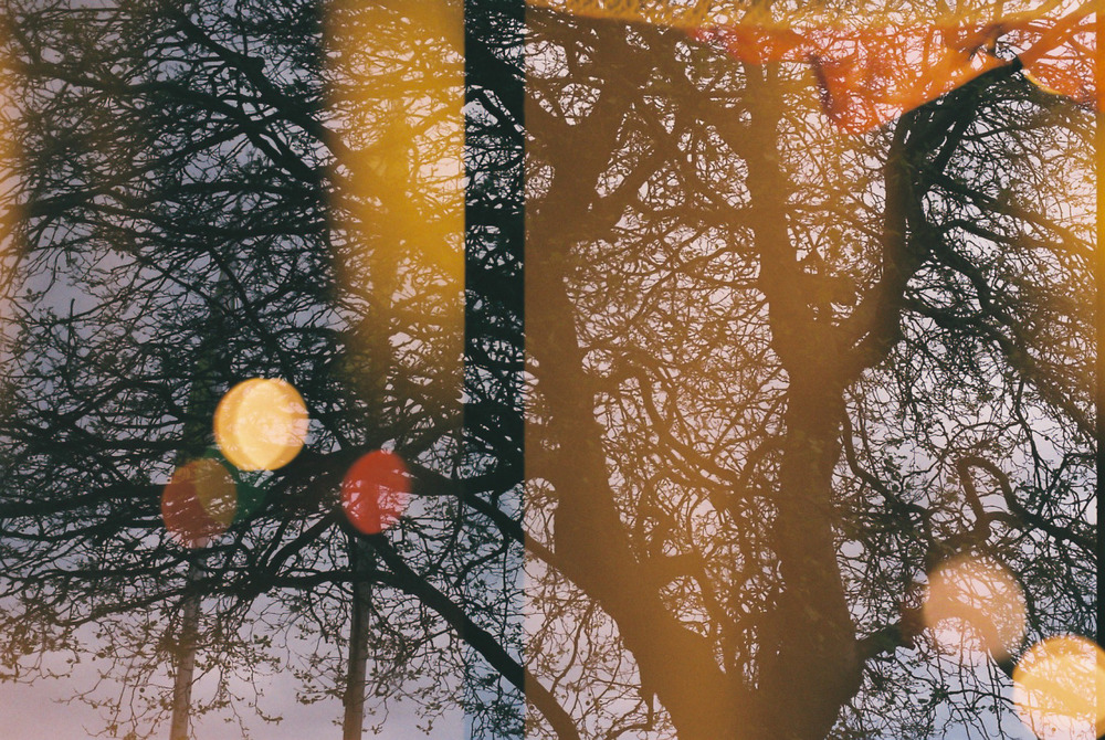 35mm film Double Exposure