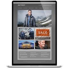 Сайт Ketroy..