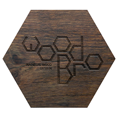Логотип WoodBro..