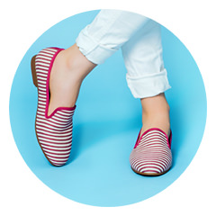 Презентация модного обувного бренда Rabbit Loafers..