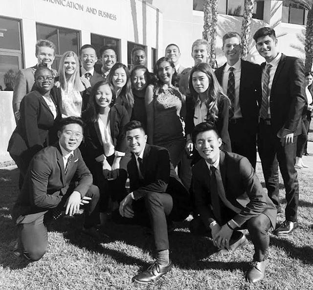 Omicron Pledge Class - Fall 2018 ⚡️ #BeBold
