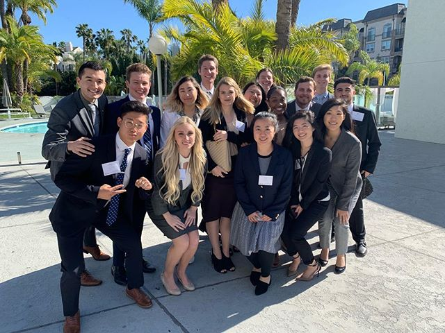 The Rho Upsilon Chapter brought 16 collegiate brothers to the Western Provincial LEAD Conference in Irvine, California this past weekend. The event was the perfect opportunity to network with fellow #Deltasigs and participate in many professional workshops. #DSPLEAD