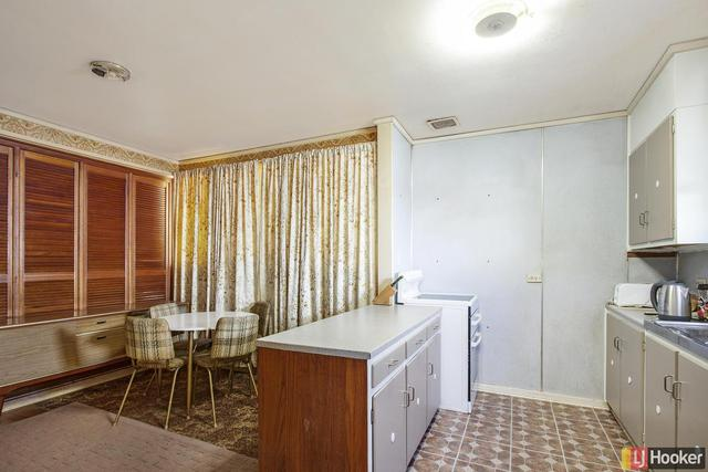 13 Fenner St is also unrenovated, a 694m2 block with 3 bedrooms and 1 bathroom. Auction set for 17/12/16.