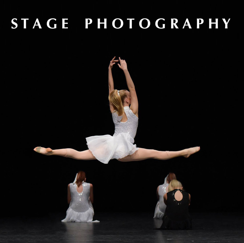 - From eisteddfods to concerts, we can document your next performance. Our staff all have strong dance backgrounds so we can capture each leap, kick and pose at the exact right moment. We use specially designed software so that we can edit and sell photos at the event immediately, meaning dancers can share their photos almost instantly. Click HERE to see examples of some of our stage photography.