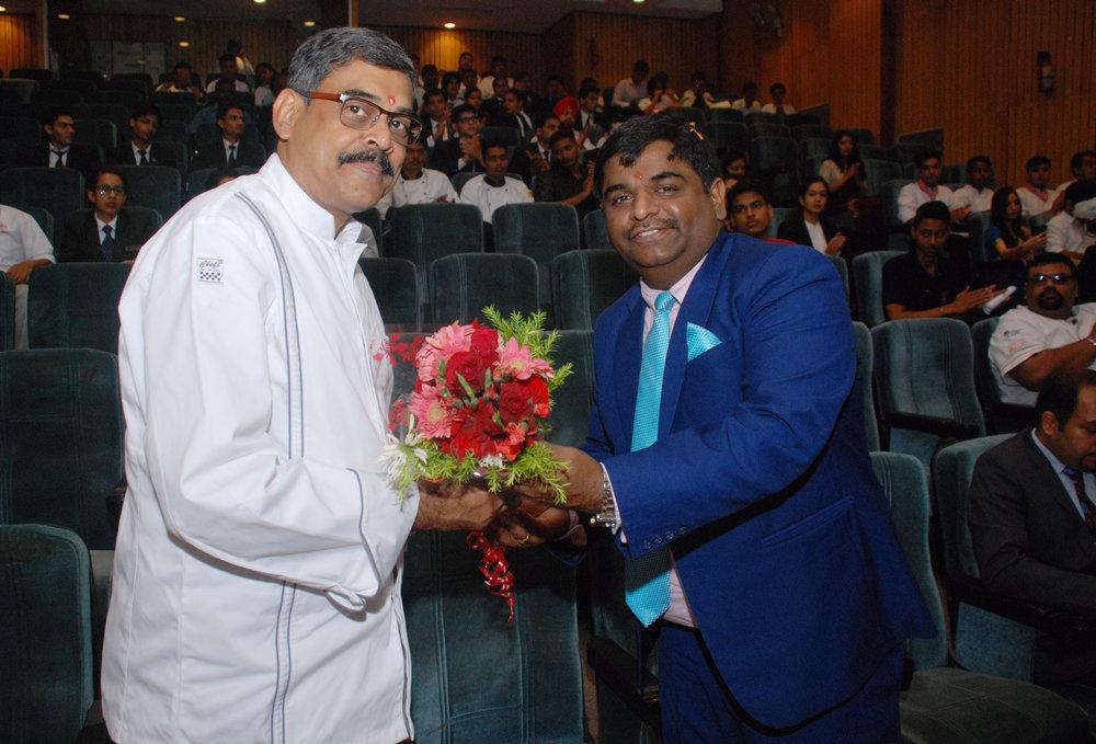 Chef Subroto Goswami & Dr. Bhupesh Kumar.JPG