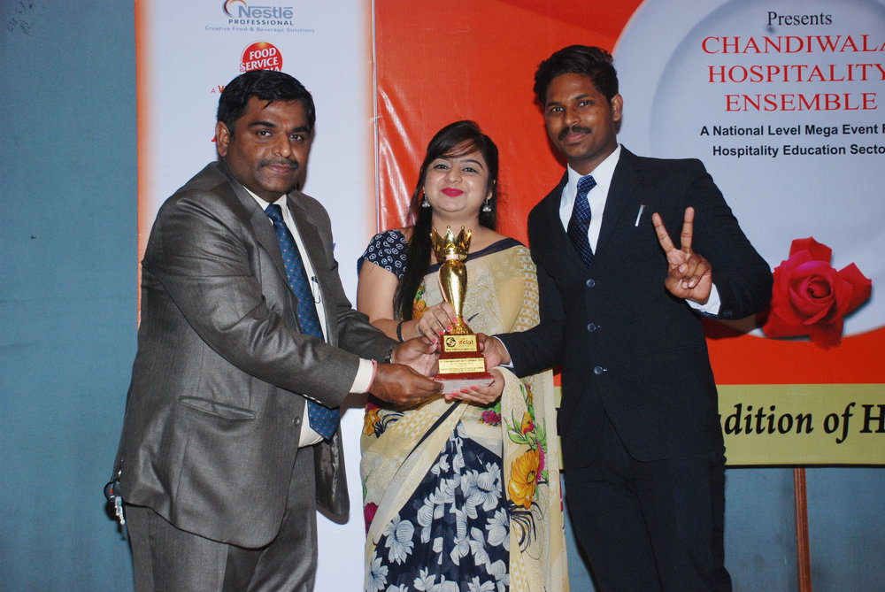 Eclat Hospitality Award.JPG