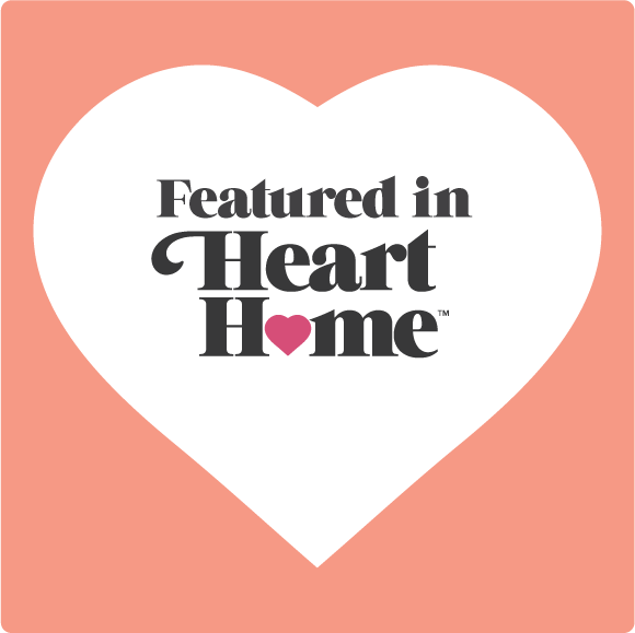 Featured in Heart Home magazine