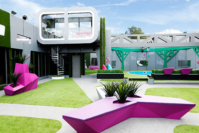 Big Brother House 2014 3