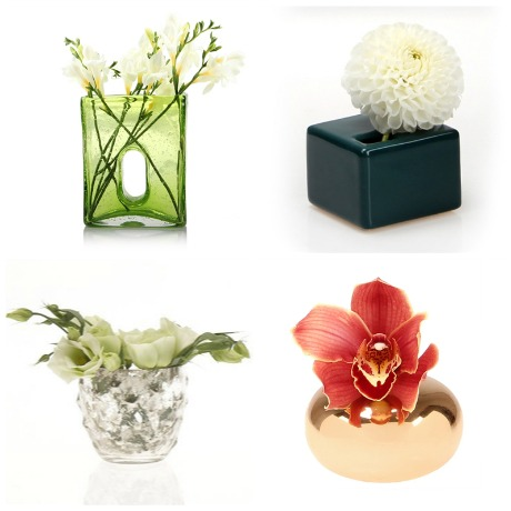 Small Flower Vases For Big Impact Heart Home