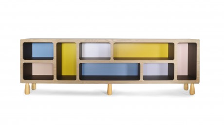 Boulder Display Unit by CoucouManou