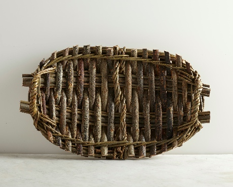 Basket by Hilary Burns