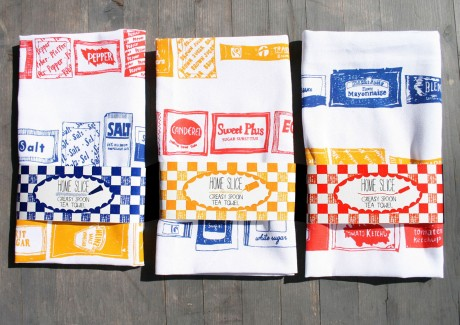 Chippy Tea Towels