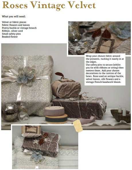 Christmas all wrapped up by Jeska Hearne for Heart Home mag [3]