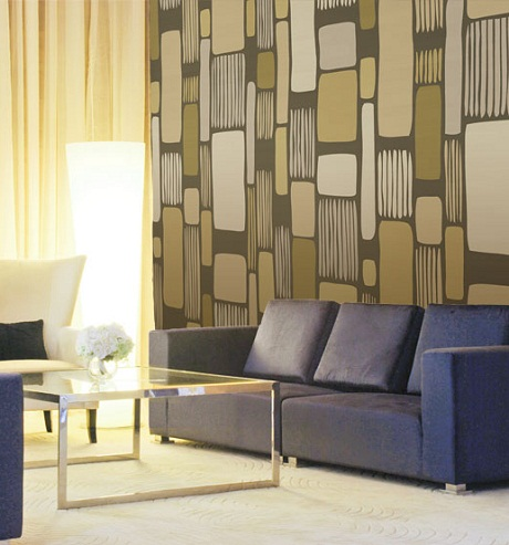 Interiors by Element - Shard Wallpaper