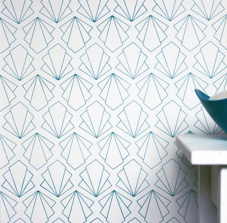 Joanna Corney - Deco Fan wallpaper