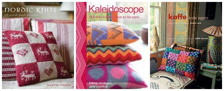 Knitting books via loveknittingdotcom