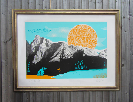 La-Shuks-framed-Bear-Ridge-