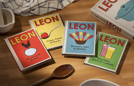 Little Leon Cookbooks