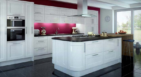 Beau Magnet Kitchens   Innsbruck   Modern Shaker