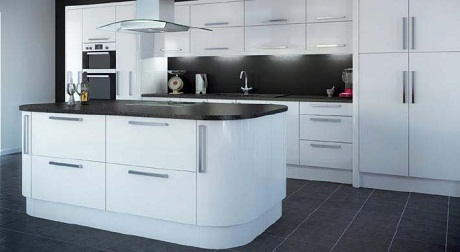 Magnet Kitchens   Neve   Modern   DL